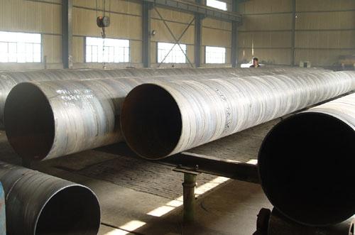 管线用螺旋钢管
